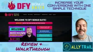 DFY Bonus Suite Review