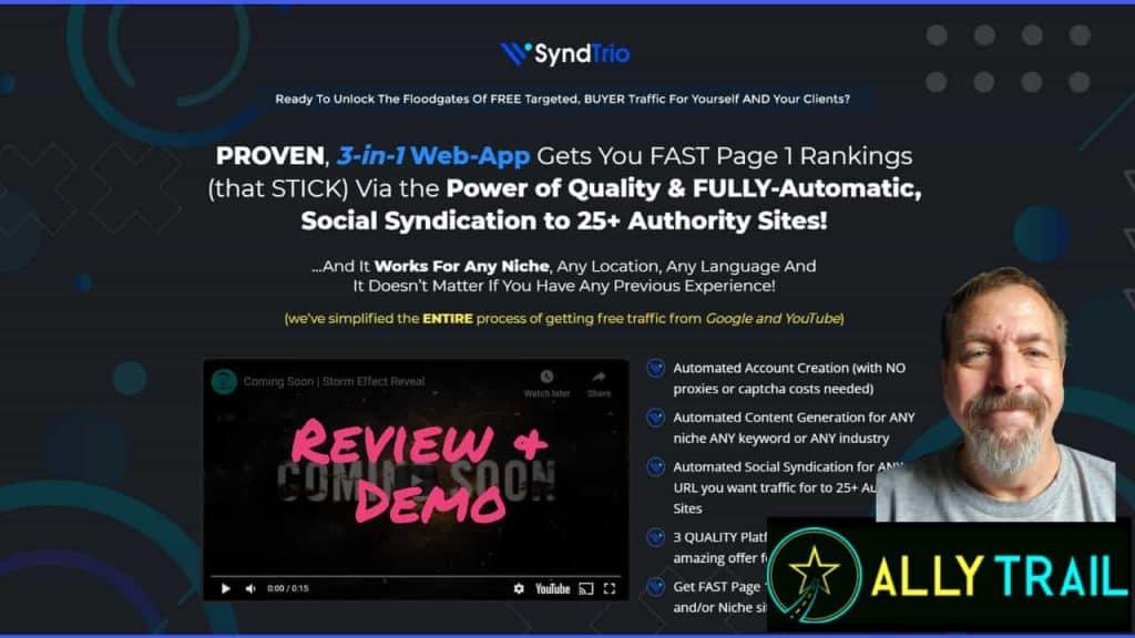 SyndTrio Review Thumbnail